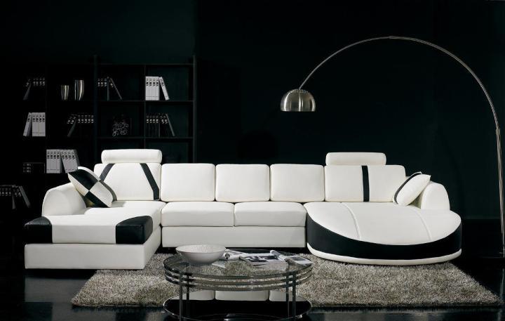 home design black and white