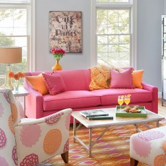 Orange Living Room Chair Wall Designs For Pink And Design Ideas Pictures Charm Sharp