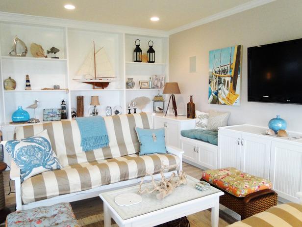 Small Beach House Decorating Ideas