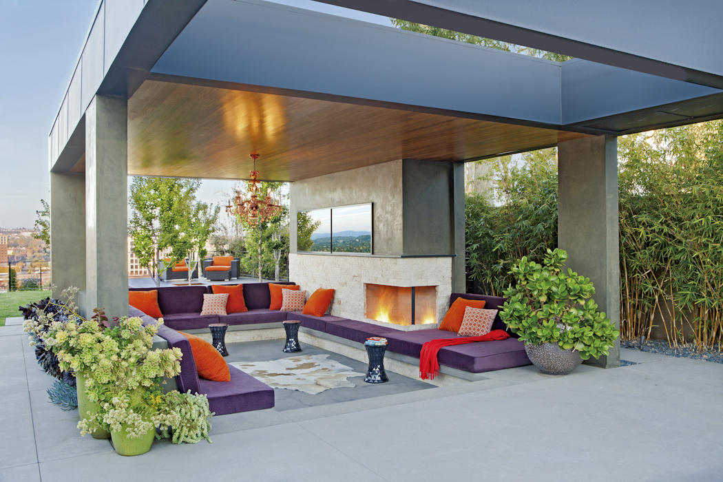 Outdoor Design Of House