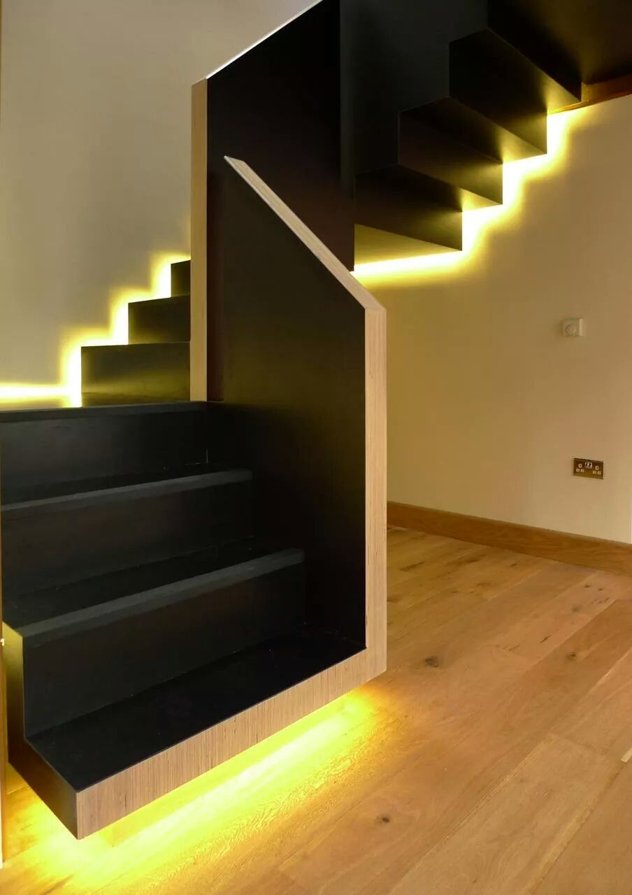 Staircase Lighting Ideas For Home Decor Boldsky Com