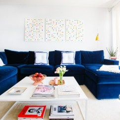 Sofa Blue Color Next Day Sofas Reviews 21 Different Style To Decorate Home With Velvet