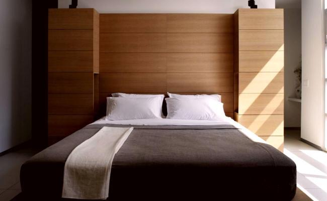21 Beautiful Wooden Bed Interior Design Ideas