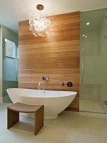 Contemporary Spa Bathroom