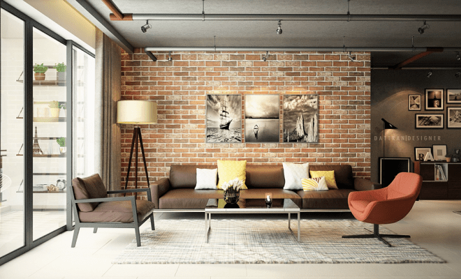 Inspiration For Bricks Wall In Home Decoration