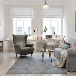 Scandinavian Living Room Design Welsh Dresser In Style Two Bedroom Apartment By Int2 Architecture