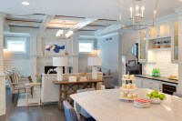 Kitchen And Living Room Combined - [peenmedia.com]