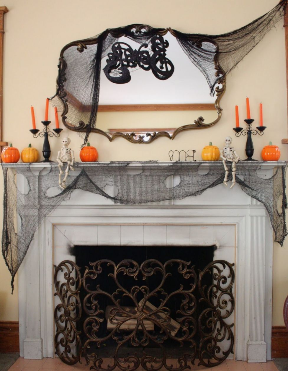 Fireplace Mantel Decor Ideas Home
