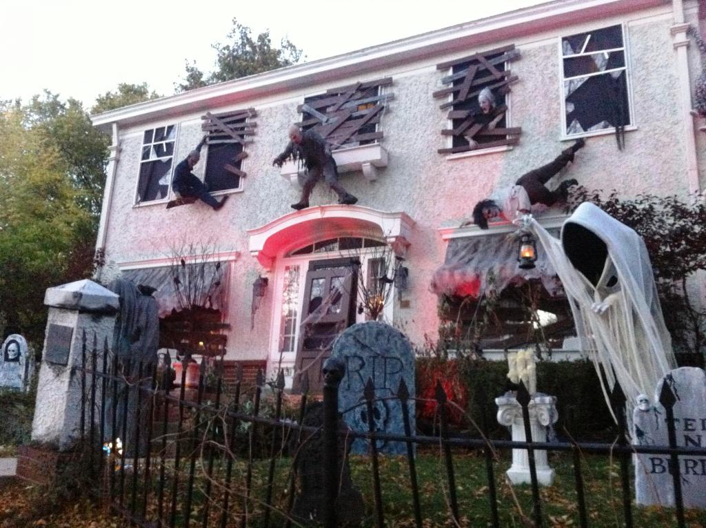 Halloween Interior Decorating halloween house decorating ideas