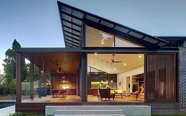 5 Modern Roof Design Ideas