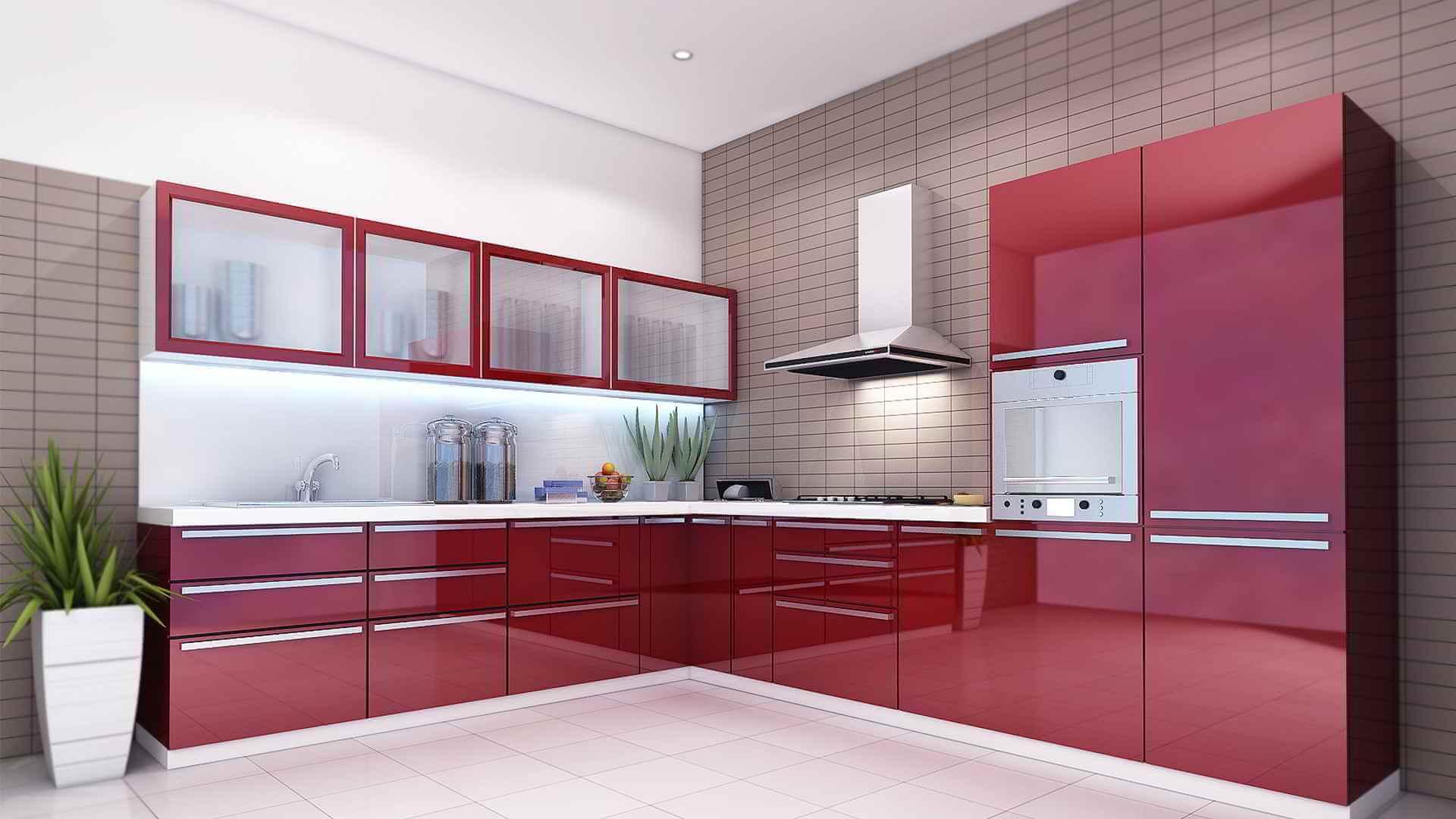 Peachy Modular Kitchen Design Course Interior Design Ideas Clesiryabchikinfo