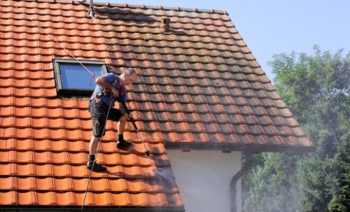 restorations and repairs of roofs