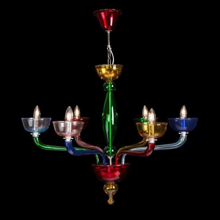 Ho acquistato dal sito di sogni di cristallo i lampadari nuovi per il soggiorno e la cucina: Sogni Di Cristallo Chandeliers Luxury Handcrafted Murano Glass Residence Style