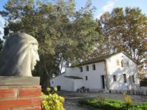 Imatge exterior de la Casa natal de Mª Ràfols