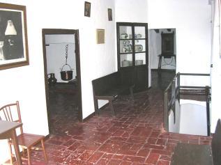 Interiors abans de l'ultima rehabilitació