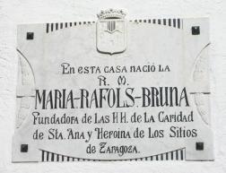 Placa de l'entrada del Molí