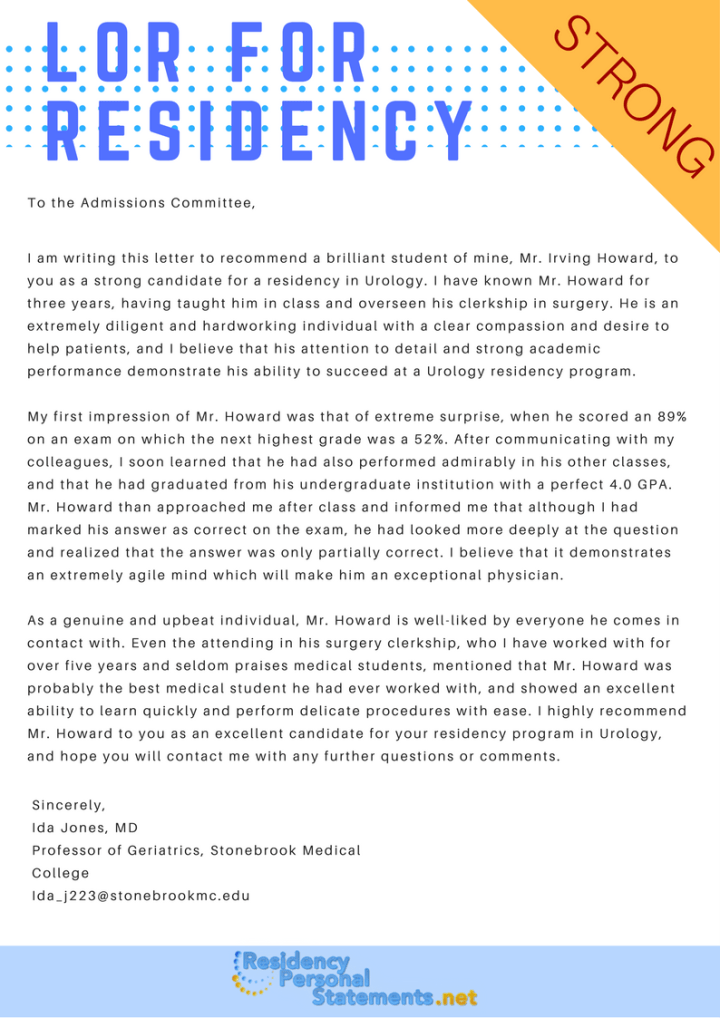 personal statement for family medicine residency program Sample residency personal statement  candidate for your residency program and well-suited for a  prepared me for a residency in emergency medicine.