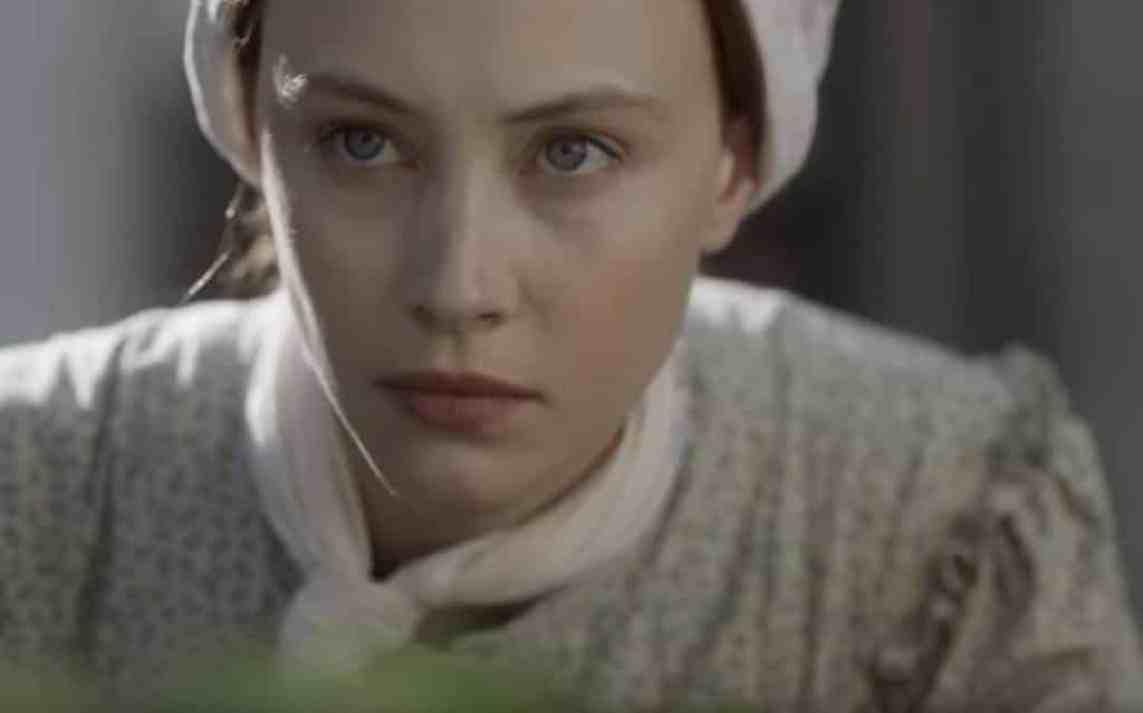 Sarah Gadon plays Grace Marks in Alias Grace - Alias Grace Review