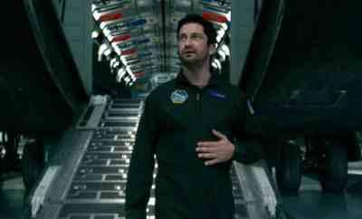 Gerard Butler plays Jake in Geostorm - Geostorm Review