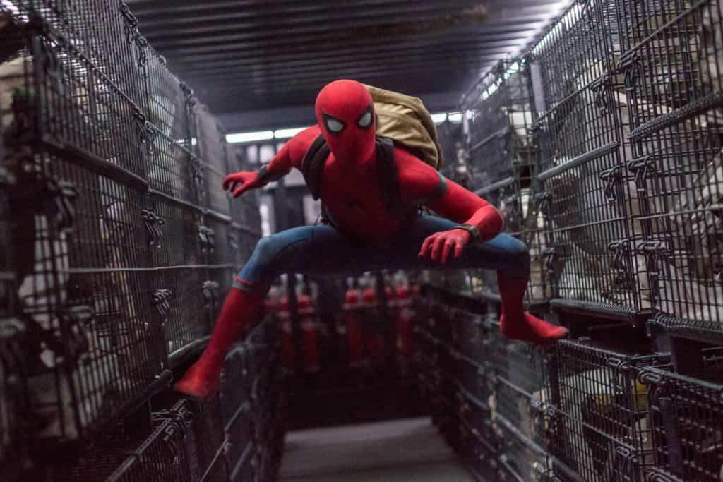 Tom Holland play Spider-man - Spider-Man: Homecoming Review
