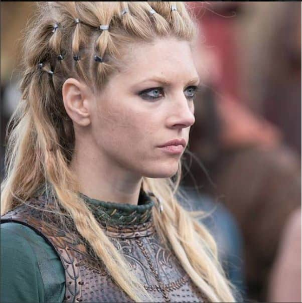 Lagertha is played by Katheryn Winnick - Vikings Season 5 Australian Release Date is Wednesday December 6 at 9:30pm