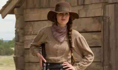 michelle-dockery Godless