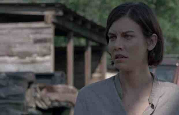 Maggie (Lauren Cohen) in The Walking Dead Season 8 - Dead Or Alive Or Review