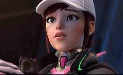 "Overwatch DVA Animated Short - ""Shooting Star"""