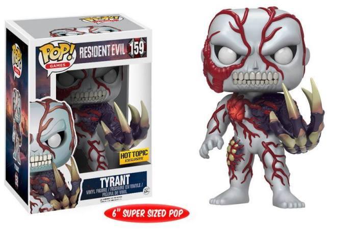 Tyrant POP