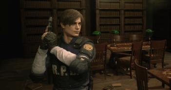 Les costumes du jeu d'origine dans Resident Evil 2 Remake !