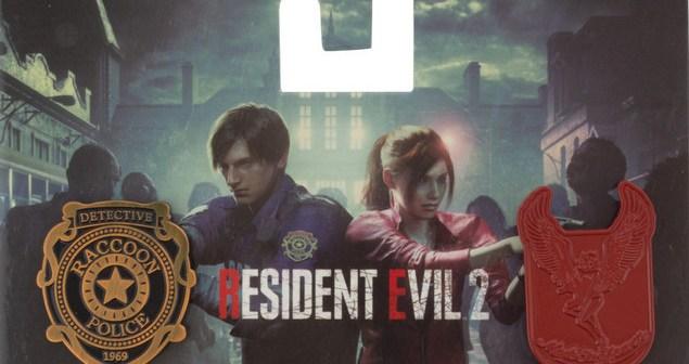 Numskull annonce de nombreux goodies sur Resident Evil 2 !