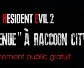 « Bienvenu à Raccoon City », l'animation Capcom à Paris !
