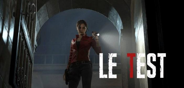 Resident Evil 2 Remake, notre TEST