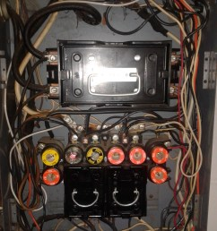 residential fuse box wiring diagram third level automobile fuse box residential electric service panel upgrades old [ 1920 x 2560 Pixel ]