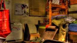 messy student deposits