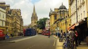 Buy to Let City Tracker Shows Oxford Top