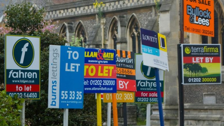 Landlords benefitted from credit crunch