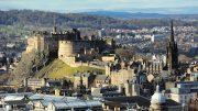 Edinburgh property boom