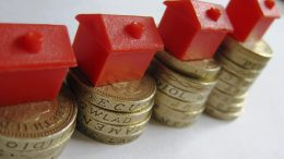 House price rise