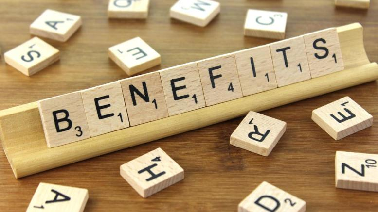 Changes to Benefits 2017