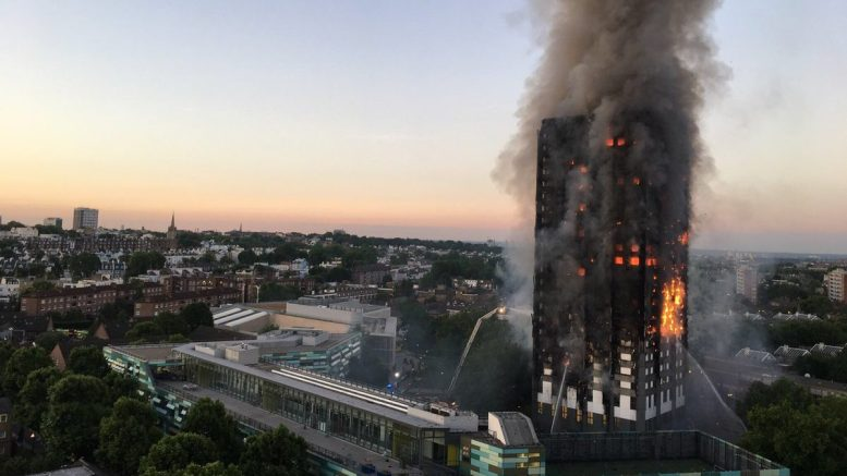 Grenfell Tower tragedy