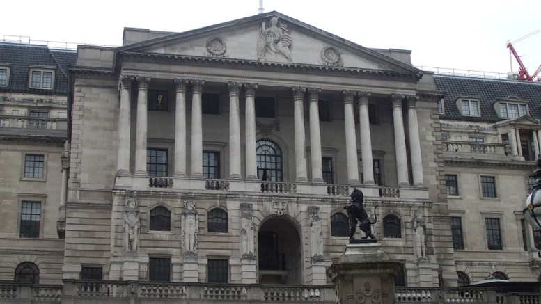 Bank of England Reports Tax Changes Harming Buy to Let Investment