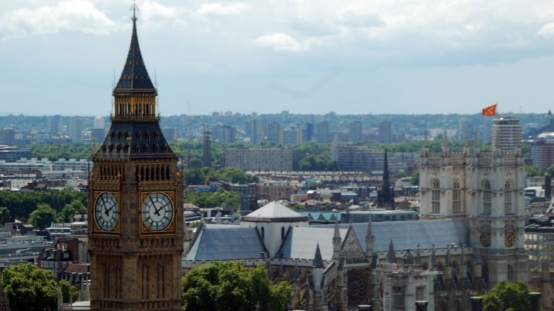 London Still Top for Property Investment