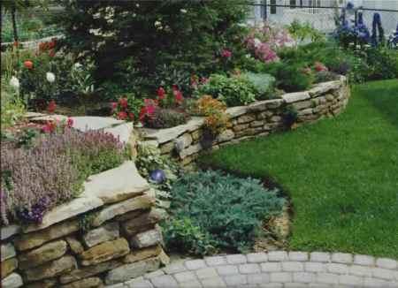retaining walls residentiallandscapeideas's
