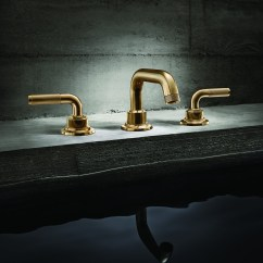 Industrial Kitchen Faucet Bistro Table California Faucets Debuts Industrial-style Descanso Series ...