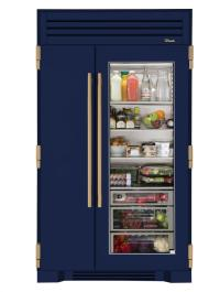 Fridge With Glass Door - Frasesdeconquista.com