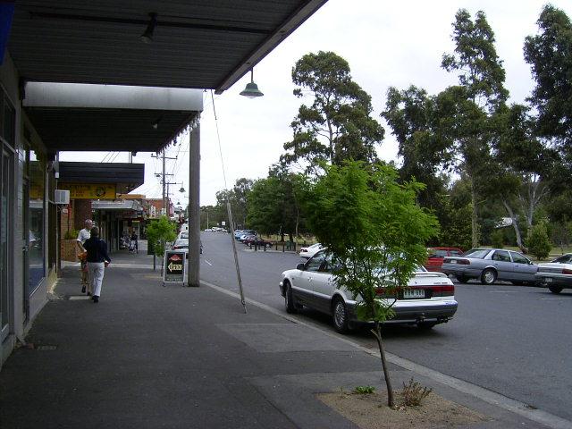 Macleod shops a few years ago