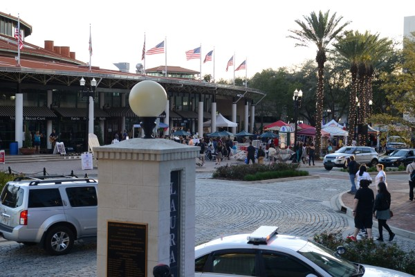 Innovative Project Temporarily Transforms Jacksonville Landing - Resident Community