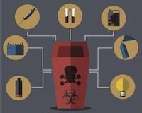 Recoleccion de rpbi y residuos peligrosos