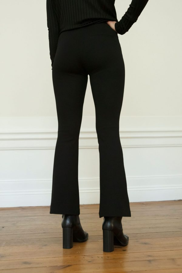 Residus Lana Ecovero Pant from the back